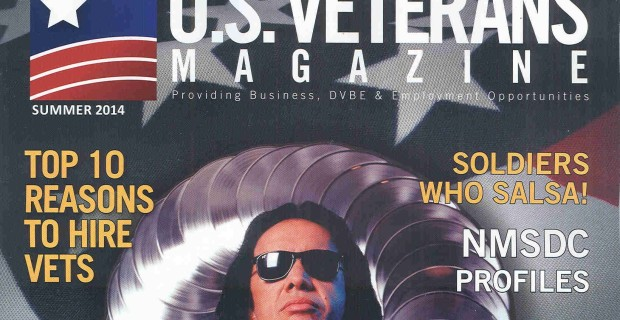 VHVtv in US Veterans Magazine!