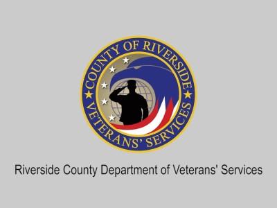Riverside Co. Veterans Services.