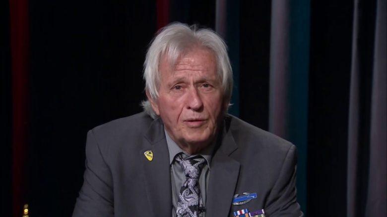 VHVtv Guest Host, Gary Ferguson.